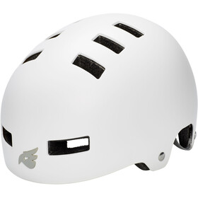 bluegrass Super Bold Dirt-Helmet matt white